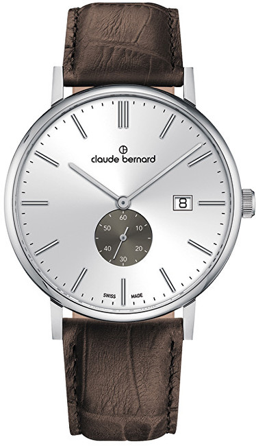Claude Bernard Classic Small Second 65004 3 AING