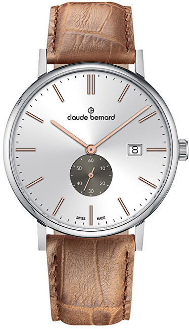 Claude Bernard Classic Small Second 65004 3 AIRG