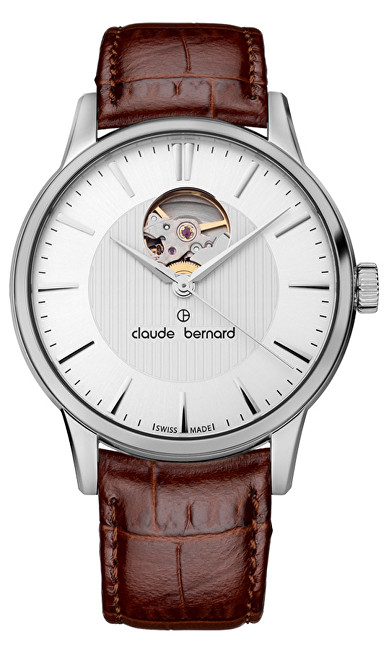 Claude Bernard Open Heart Automatic 85017 3 AIN