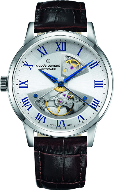Claude Bernard Open Heart Automatic 85017 3 ARBUN