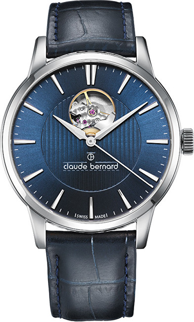 Claude Bernard Open Heart Automatic 85017 3 BUIN