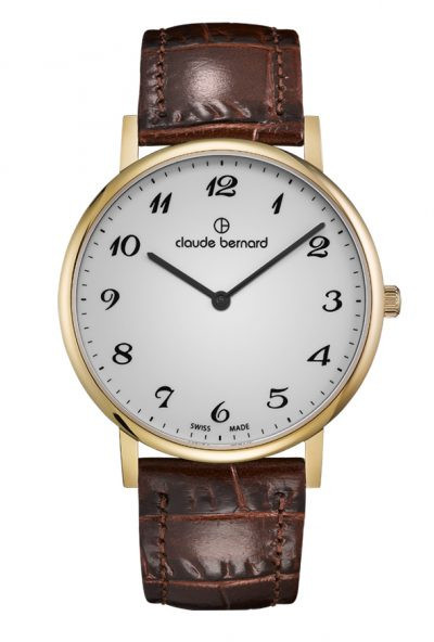 Claude Bernard Slim Line 41 mm 20219 37J BB