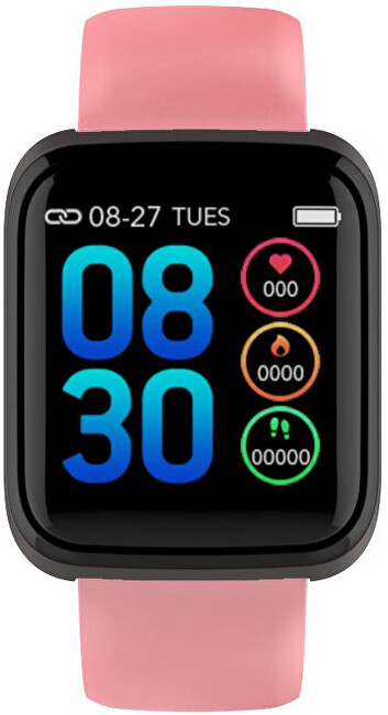 CUBE1 Smart band C36 Pink