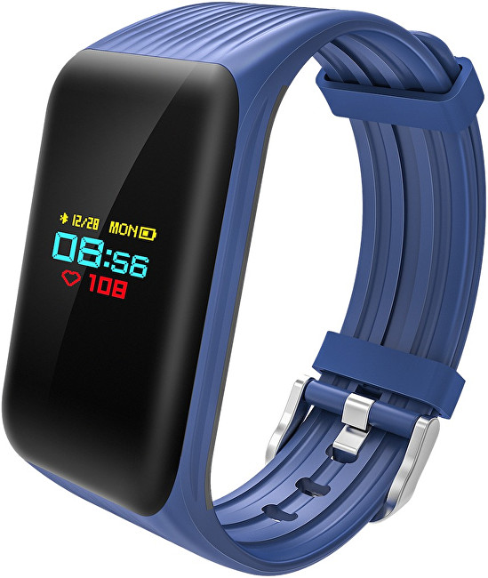 Cube1 Smart band DC28 Plus Blue