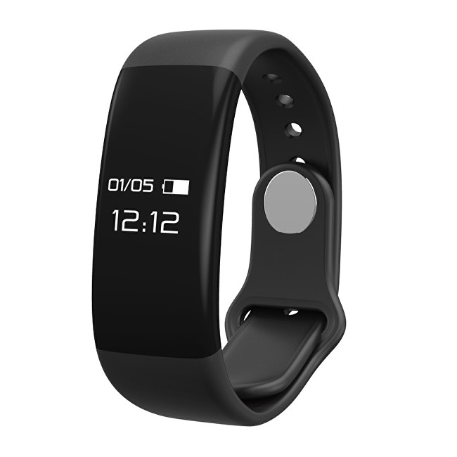 Cube1 Smart Band H30 Black - SLEVA V