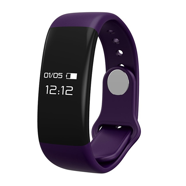 Cube1 Smart band H30 Purple  SLEVA