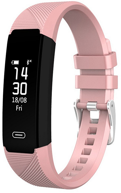 Cube1 Smart band LY118 Pink  SLEVA