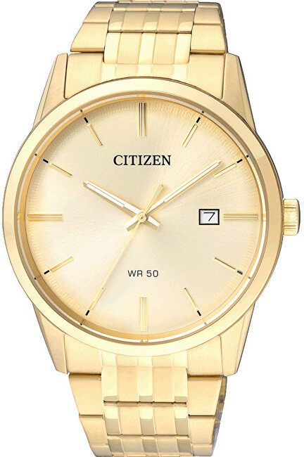 Citizen Eco-Drive Basic Quartz BI5002-57P