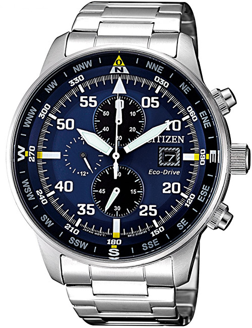 Citizen Eco-Drive Chrono CA0690-88L