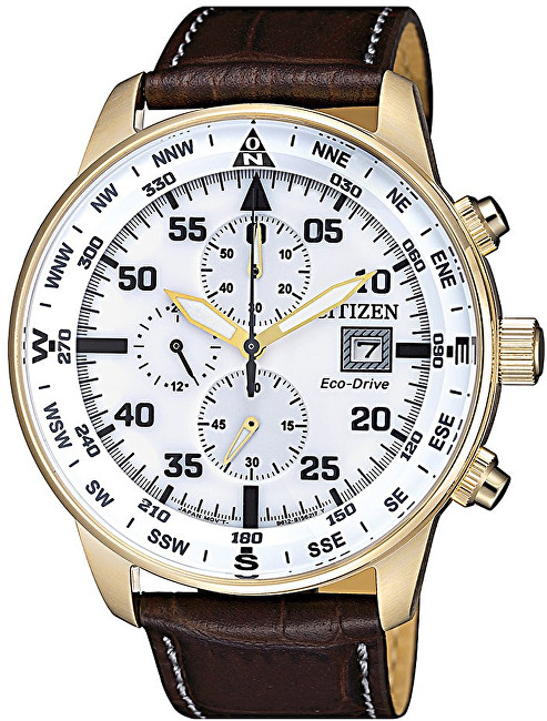 Citizen Eco-Drive Chrono CA0693-12A