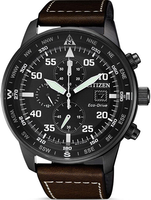 Citizen Eco-Drive Chrono CA0695-17E