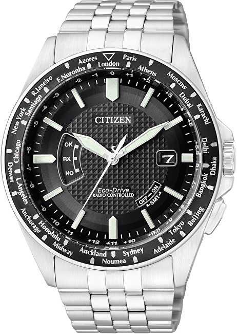Citizen Eco-Drive Global RC CB0021-57E