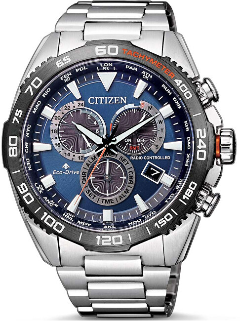 Citizen Eco-Drive Promaster Radio Controlled CB5034-82L