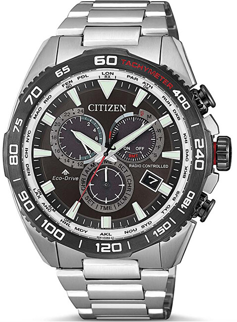 Citizen Eco-Drive Promaster Radio Controlled CB5036-87X