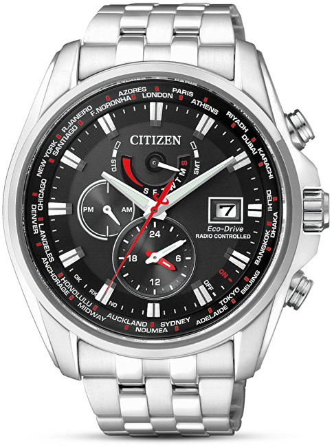 Citizen Eco-Drive Radio Controlled AT9030-55E