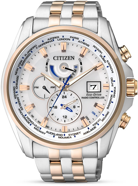 Citizen Eco-Drive Radio Controlled AT9034-54A