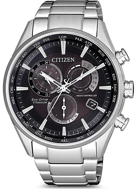 Citizen Eco-Drive Radio Controlled Super Titanium CB5020-87E