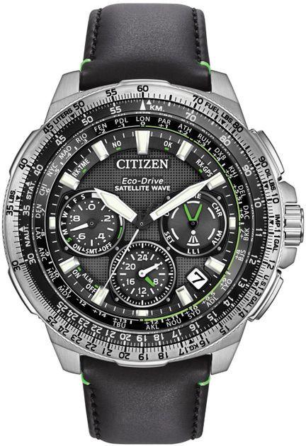 Citizen Eco-Drive Satellite Wave CCC9030-00E