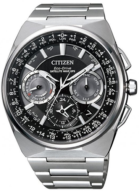 Citizen Eco-Drive Satellite Wave GPS Super Titanium CC9008-84E