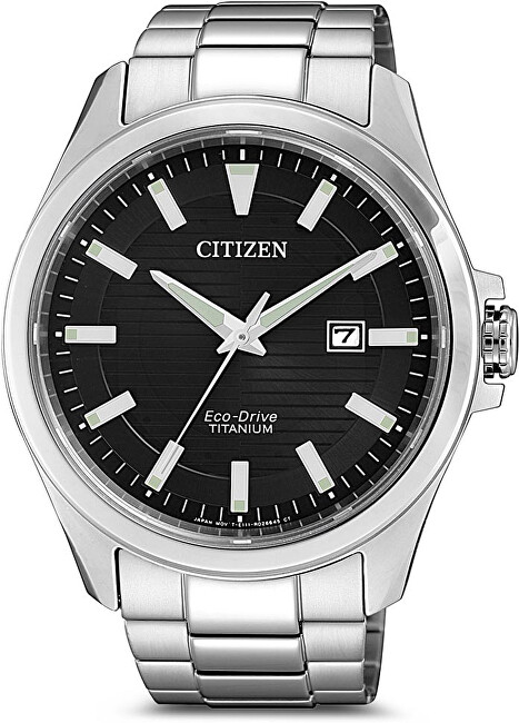 Citizen Eco-Drive Super Titanium BM7470-84E