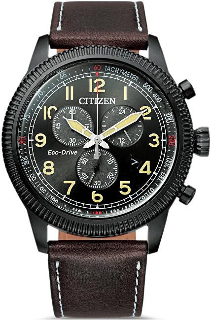 Citizen Eco-Drive Sport Chronograph AT2465-18E