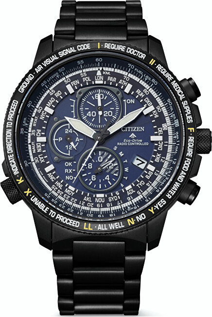 Citizen Radio Controlled Promaster EcoDrive AT819585L