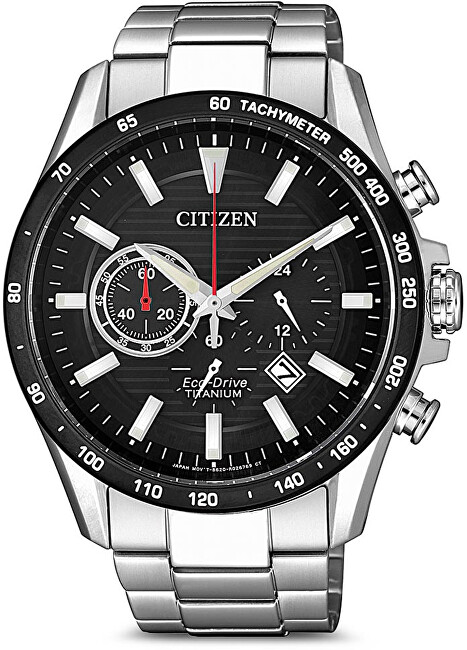 Citizen Eco-Drive Super Titanium CA4444-82E