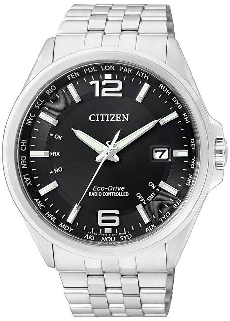 Citizen GLOBAL RADIOCONTROLLED CB0010-88E