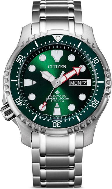 Citizen Promaster Marine Automatic Diver`s Super Titanium NY0100-50XE