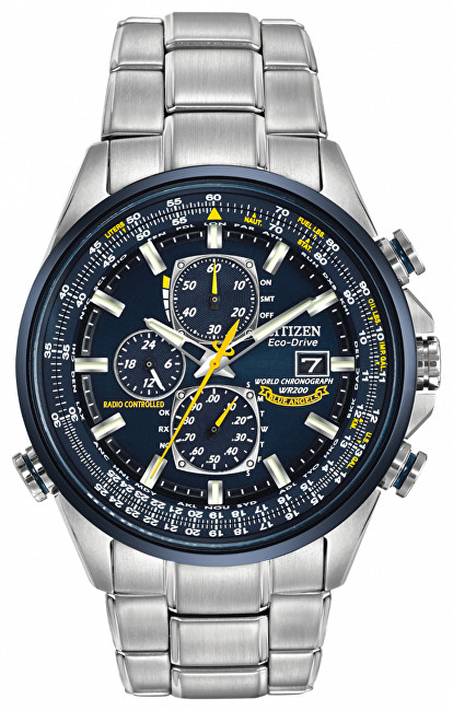 Citizen Promaster Skyhawk Eco-Drive Blue Angels AT8020-54L