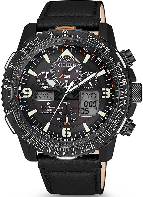 Citizen Promaster Sky Eco-Drive Radio Controlled JY8085-14H