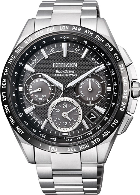 Citizen Eco-Drive Sattelite Wave CC9015-54E