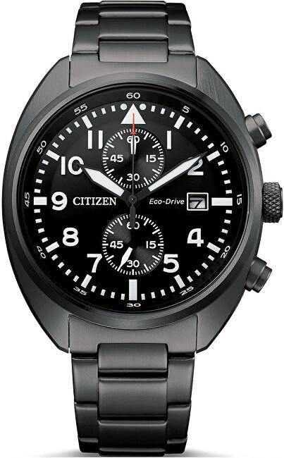 Citizen Sports Eco-Drive Chronograph CA7047-86E