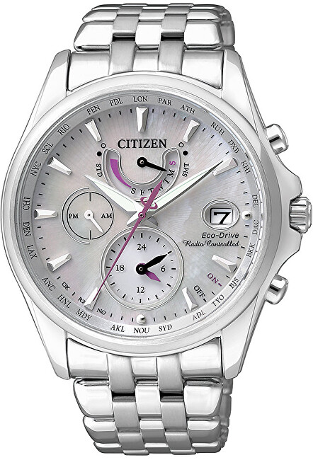 Citizen Ladies Radiocontrolled FC0010-55D