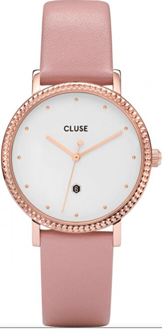 Cluse Le Couronnement Rose Gold White-Soft Rose CL63002