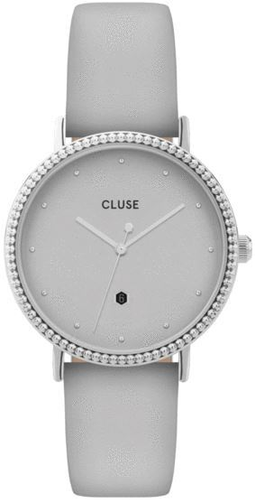 Cluse Le Couronnement Silver-Soft Grey CL63004