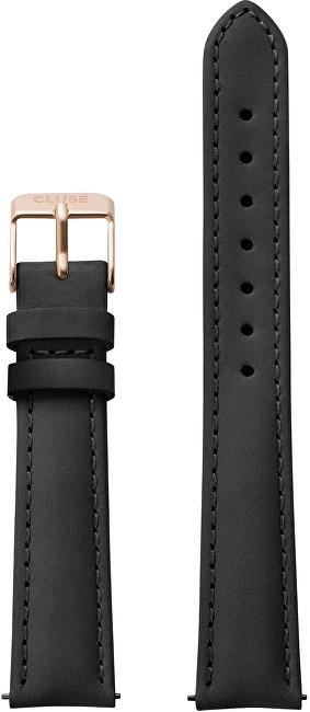 Cluse Řemínek Minuit Black/Rose Gold CLS301