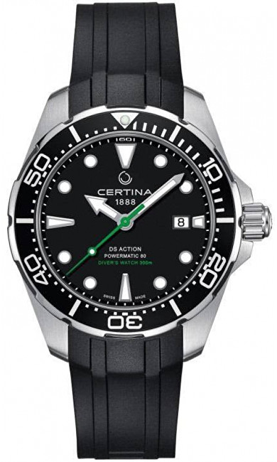 Certina AQUA COLLECTION - DS ACTION Diver - Automatic C032.407.17.051.00