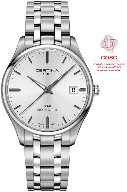 Certina DS8 GENT Chronometer C0334511103100