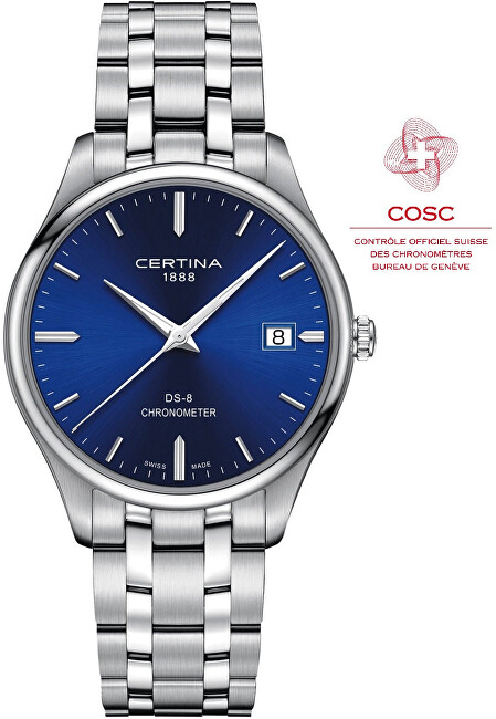 Certina DS8 GENT Chronometer C0334511104100