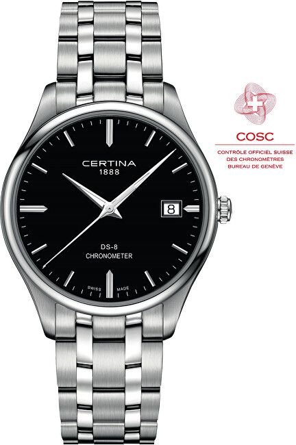Certina DS-8 GENT Chronometer C033.451.11.051.00