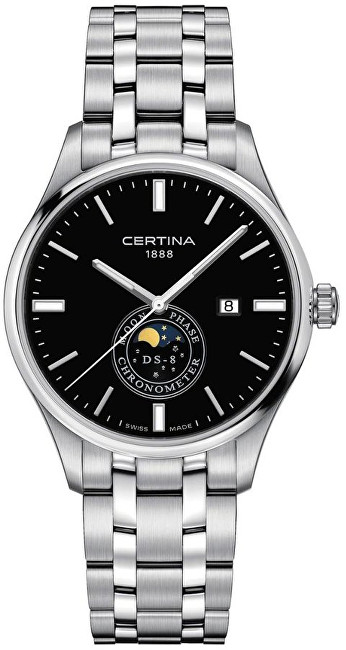 Certina DS-8GENT Moon Phase C033.457.11.051.00