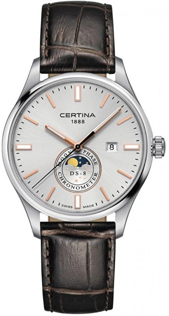 Certina DS-8 GENT Moon Phase C033.457.16.031.00