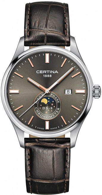Certina DS-8 GENT Moon Phase C033.457.16.081.00