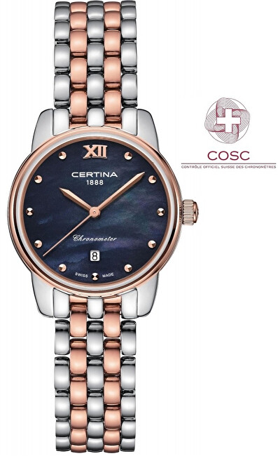 Certina DS-8 Lady C033.051.22.128.00
