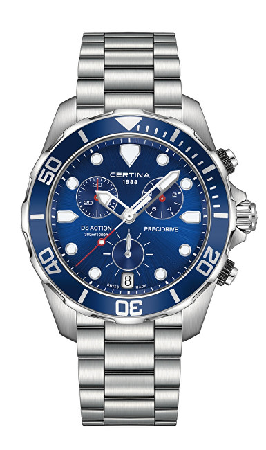 Certina AQUA COLLECTION - DS ACTION Chrono - Quartz C032.417.11.041.00