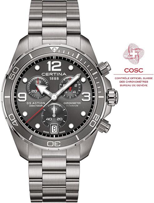 Certina DS ACTION Chronograph Chronometer C032.434.44.087.00