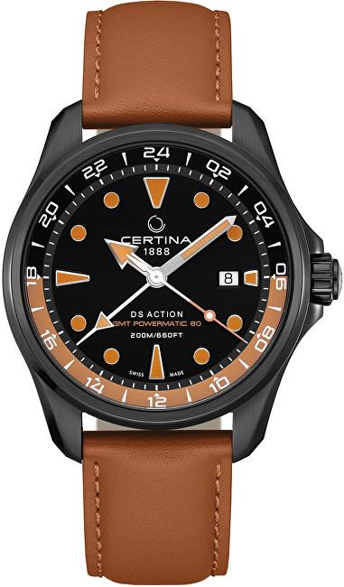 Certina DS Action GMT Powermatic 80 C032.429.36.051.00