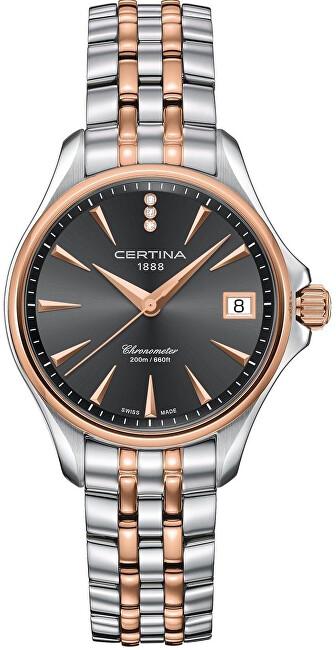 Certina DS Action Lady Diamonds Chronometer C032.051.22.086.00