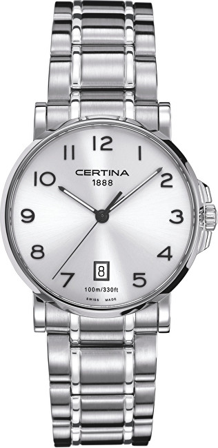 Certina HERITAGE COLLECTION - DS Caimano Gent - Quartz C017.410.11.032.00